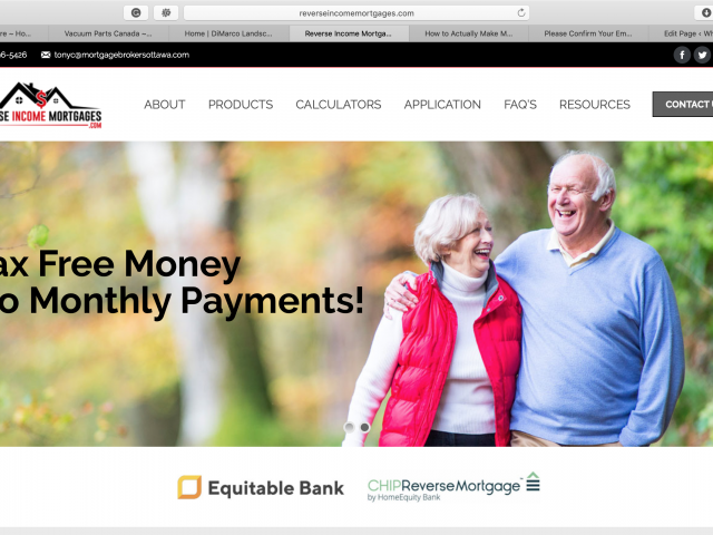 Reverse Income Mortgages